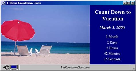 cruise and vacation desk search results for countdown calendar for desktop