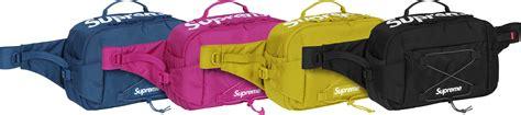 supreme bag supreme waist bag