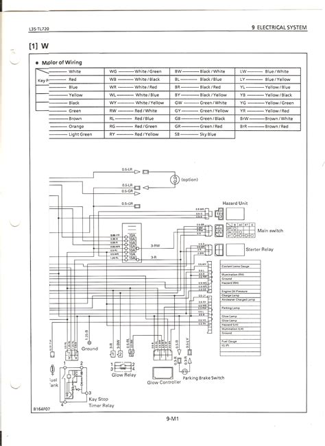 schematic diagram kubota l175 wiring 36 wiring diagram