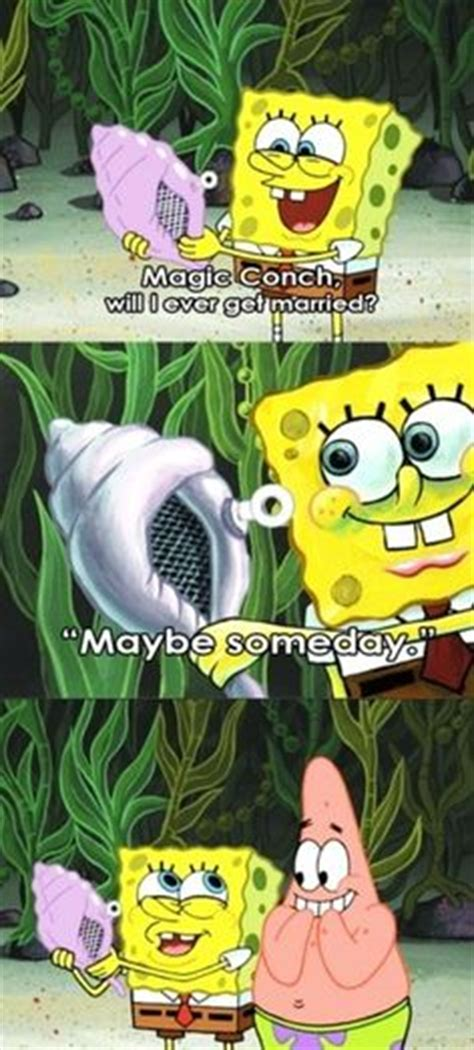The Conch Has Spoken Meme - spongebob squarepants on pinterest spongebob squarepants