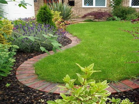 Decorative Garden Edging Ideas Tips To Create A Park Seems More With Landscape Edging Wilson Garden