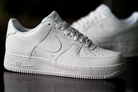 Remax Leather Fashion Air 1 White nike air 1 quot ridged leather quot