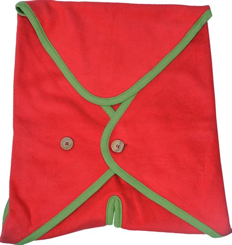 Baumwolle Fleece Decke by Loud Proud Krabbel Decke Fleece Rot Blau Gr 252 N Kba 723 To