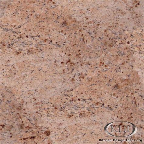 Kitchen Granite And Backsplash Ideas ivory chiffon granite kitchen countertop ideas