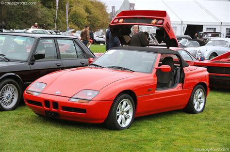 auction results and data for 1990 bmw z1 conceptcarz