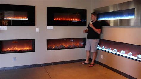 clx series vs landscape modern flames electric firepl