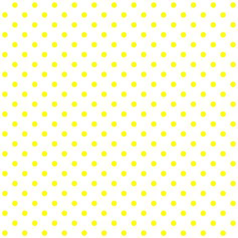 yellow polka dot pattern background labs
