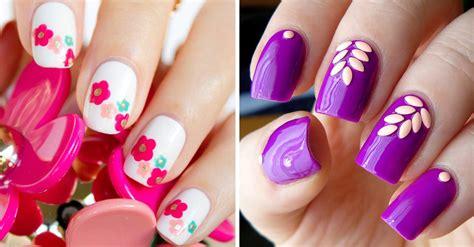 imagenes de uñas decoradas bellas 20 hermosas u 241 as decoradas que puedes hacer tu misma