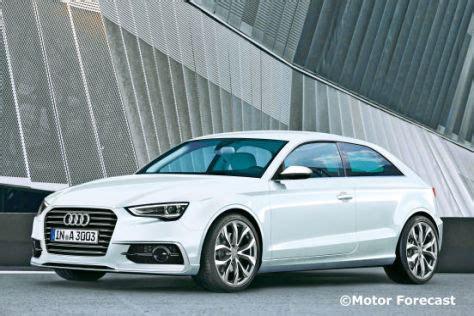 Neue Audi A3 by Audi A3 Kommt Edel Wie Ein A6 Autobild De