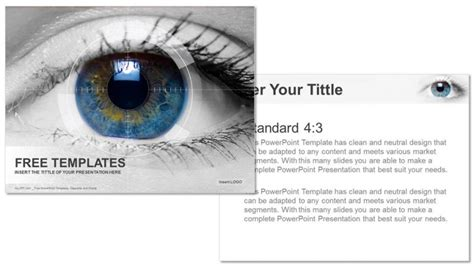 ophthalmology template free ophthalmology powerpoint template