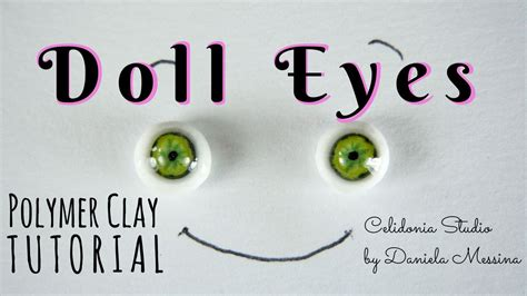 tutorial youtube com lifelike ooak doll eyes 1 12 and other scales polymer