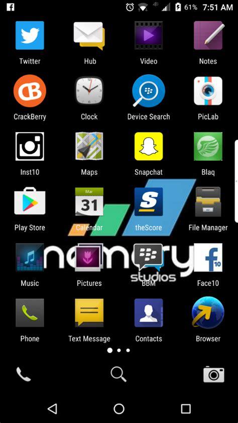 themes blackberry priv post your blackberry keyone homescreen page 6