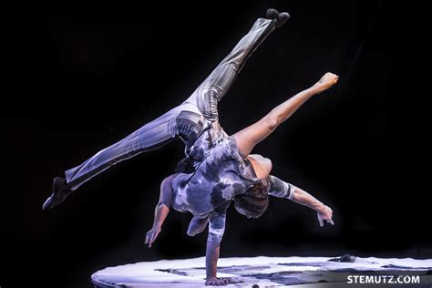 Gavva By beautiful contortionist from ukraine duo you me featuring iuliia palii and igor gavva