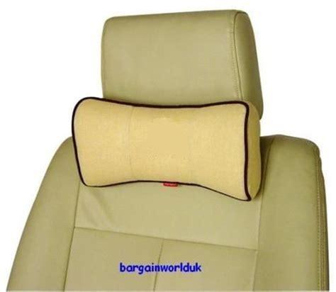 neck pillow car lorry caravan 4x4 drivers seat