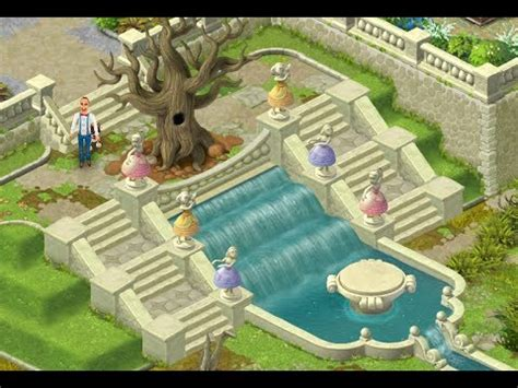 Gardenscapes New Acres Areas by Gardenscapes New Acres Gameplay Story Playthrough Area 6