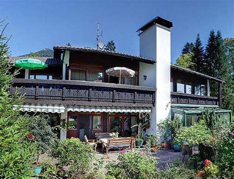 Ferienwohnungen Haus Sonnenbichl Walchensee