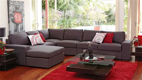 corner lounge suite with chaise and pull out sofa