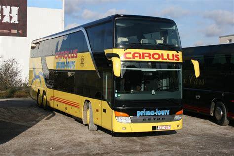 Carol Prima Classe carolus prima tours yxy 667 setra 431dt aus belgien beim