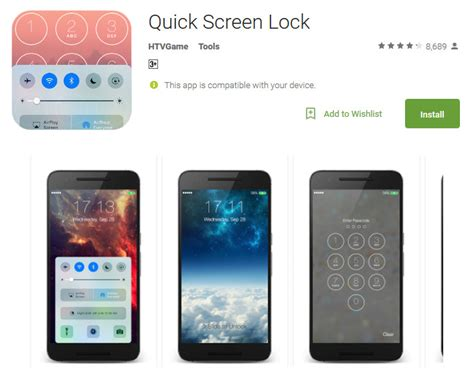 android lock screen apps top 10 free ios themes for android use ios 10 on android andy tips