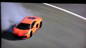 Drift Lamborghini Lamborghini Aventador Drift