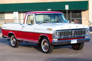 Ford 1970 Truck 1970 Ford F 100 185774