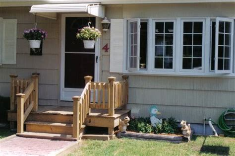 small front porch outside flare pinterest