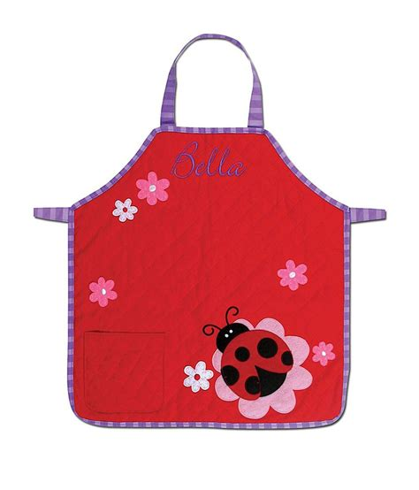 buy stephen joseph quilted apron ladybug at best prices in