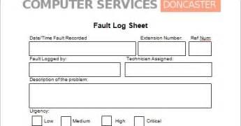 it support fault logs m1