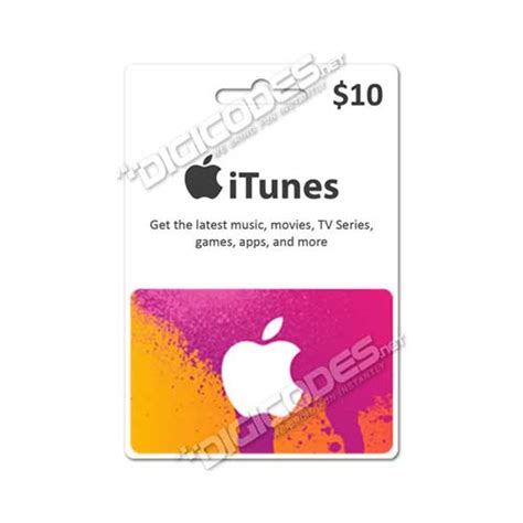 Itunes Gift Card 10 - jual itunes gift card us 10 autocodes murah cepat digicodes net