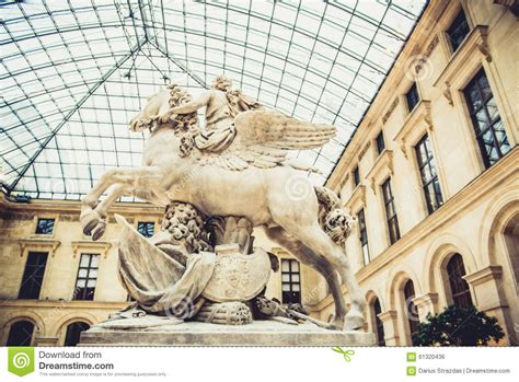 French Modern Interior Design Louvre Museum Interior Editorial Photo Image Of Ancient