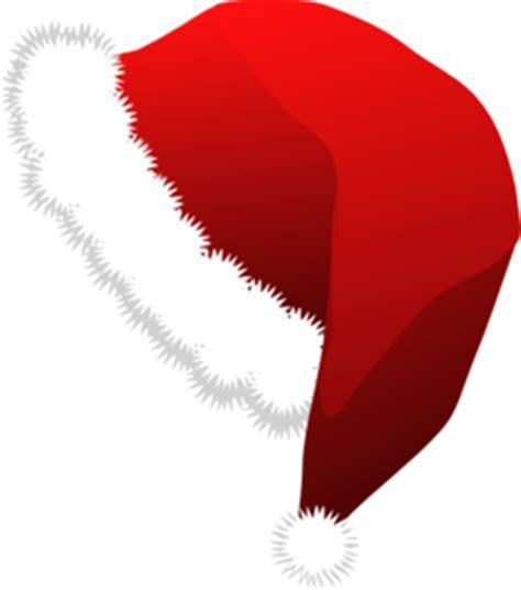 santa hat small clip art at clker com vector clip art