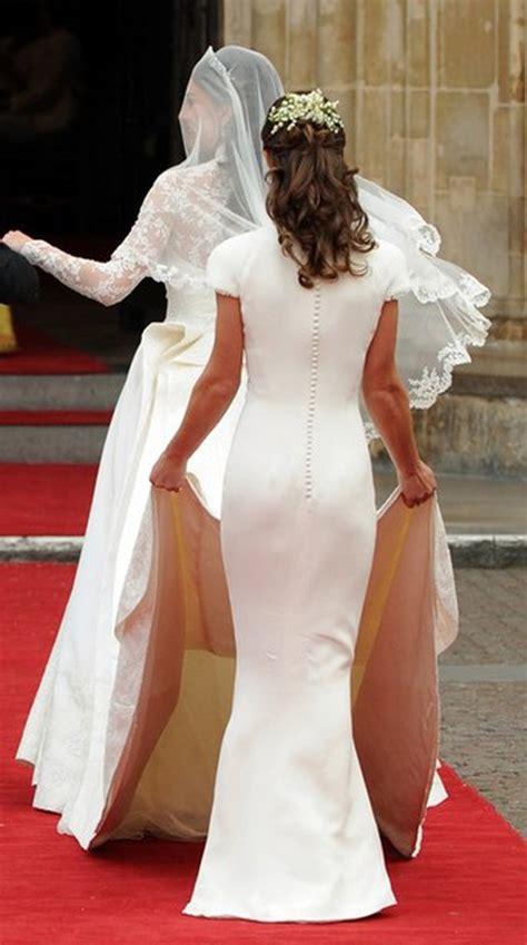 pippa wedding pippa middleton bridesmaid gown bridal expo chicago