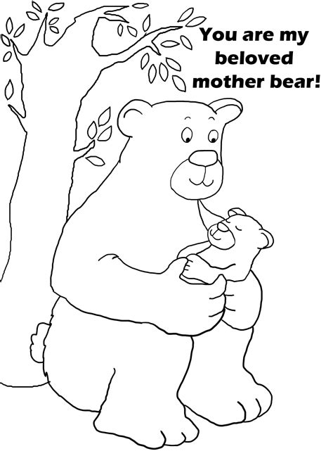 mothers day coloring pictures s day coloring pages
