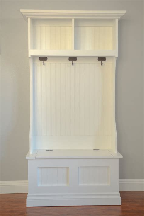 mud room bench with storage items similar to hall tree mudroom storage bench and hutch beautifully made by