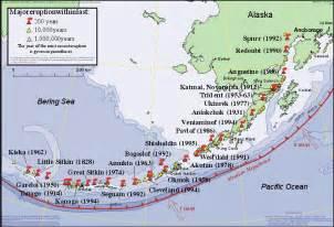 map of volcanoes in canada meteowhitehorse yukon canada mt redoubt volcano