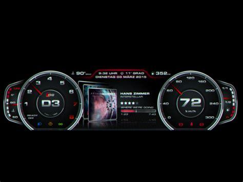 mustang digital speedometer audi r8 digital speedometer concept on behance