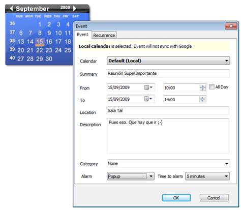 Icalendar For Pc Desktop Icalendar Lite