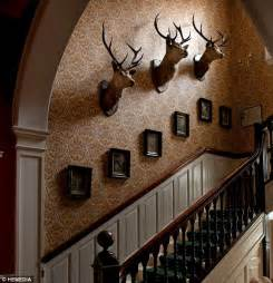 scottish home decor highland estate made famous in monarch of the glen goes on