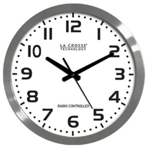 Watch For Blind Talking 16 Inch Atomic Analog Clock