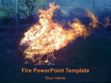 powerpoint themes free download fire free fire powerpoint template