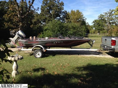 fish and ski boats for sale in oklahoma armslist for sale 1988 glasstream fish and ski boat