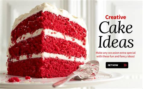 Creative Cakes by Creative Cake Ideas