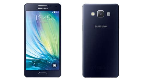 Samsung A3 A5 E5 E7 samsung galaxy a3 a5 e5 and e7 launched in india