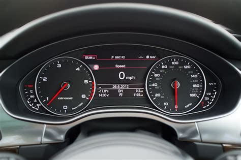 audi dashboard audi a6 allroad uk review worth more than an avant carwow