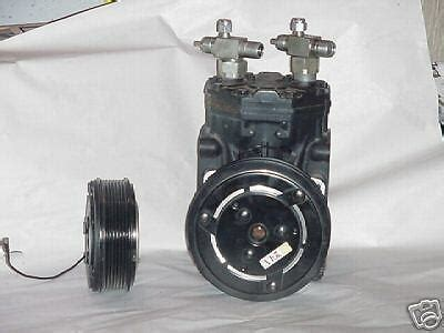 jeep york on board air compressor with clutch new ebay