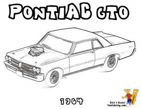 free coloring pages of pontiac firebird
