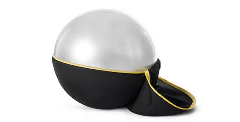 fitball come sedia wellness chair
