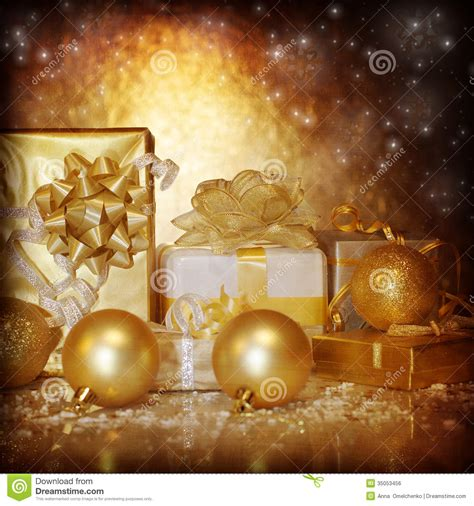 new year gifts royalty free stock image image 35053456