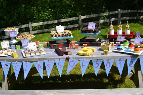 themes for college birthday parties graduation party themes