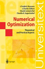Numerical Optimization Theoretical And Practical Aspects